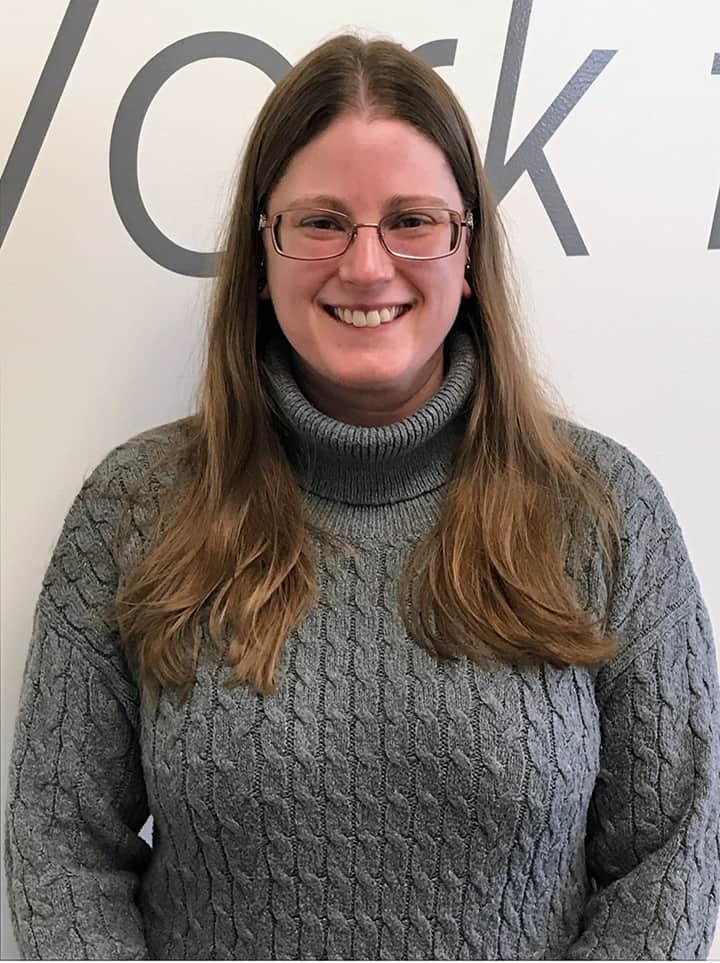 Kate Tibbs, Employee Life Navigatory Program
